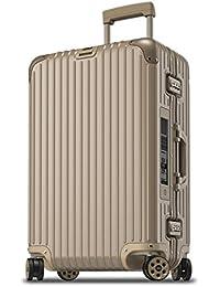(リモワ) RIMOWA スーツケース キャリーバッグ TOPAS トパーズ ELECTRONIC TAG [TSAロック 日本語取扱説明書 1年保証 付き]