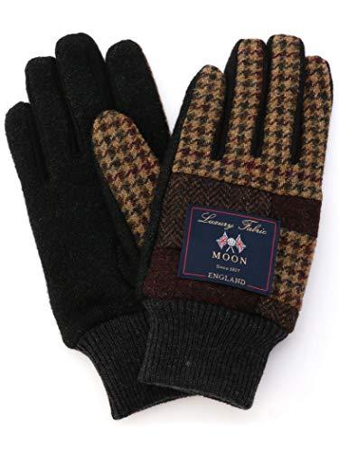 (シップス) SHIPS SHIPS MOON ニット セーター 手袋 グローブ P/W 118760011 ブラウン 茶 日本 ONE SIZE