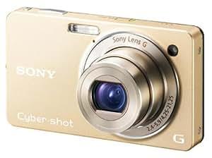 ソニー SONY デジタルカメラ Cybershot WX1 (1020万画素/光学x5/デジタルx10/ゴールド) DSC-WX1/N
