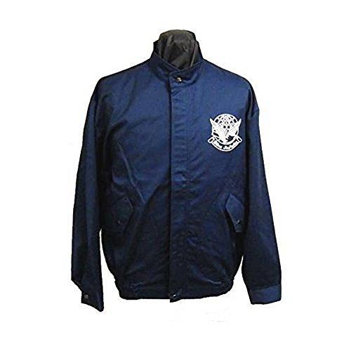 【航空自衛隊】JASDF ブルーインパルスブルゾン フリーサイズ(JASDF BlueImpulse blouson)