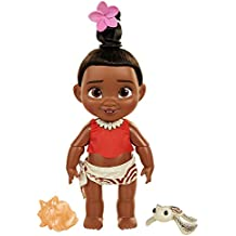 Moana Disney Giggling Baby Doll with Friends