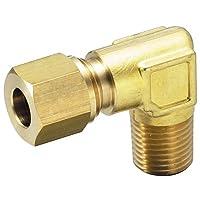 フローバル 銅管用リングジョイント 片口エルボ ネジ(R)1/2 適用管外径10 RLO-0410