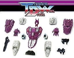Transform Dream Wave TCW-08EX Upgrade Kit