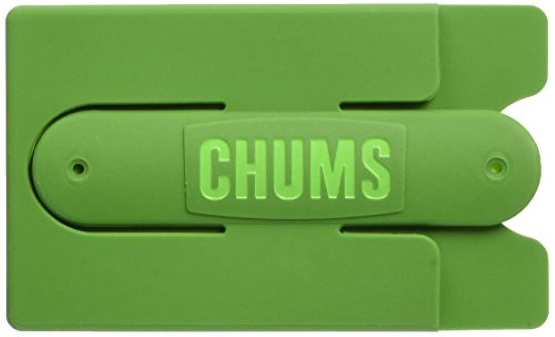 アクティブ作り上げる競うチャムス(チャムス) フロッパー PHONE WALLET CH61-1083 Green