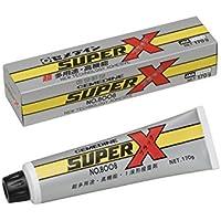 セメダイン スーパーX No. 8008 ブラック 170 g