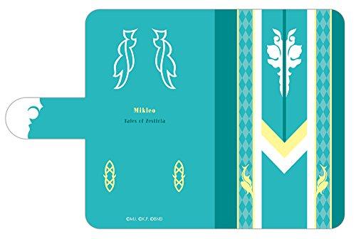テイルズ オブ ゼスティリア 手帳型スマホケース ミクリオ KADOKAWA