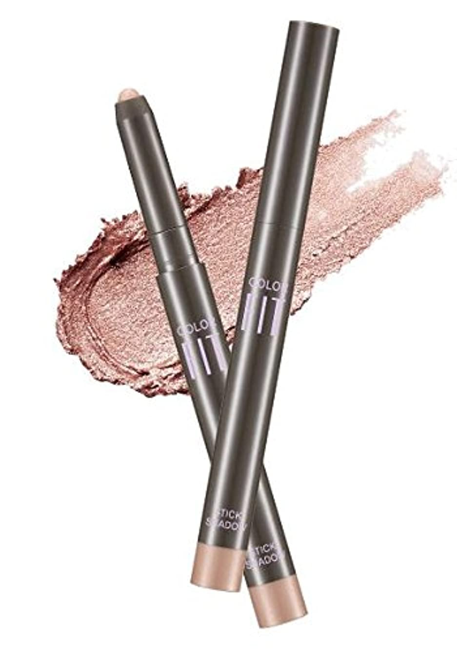 満了何よりも生産性#Dazzling Sand ミシャ カラーピットスティックシャドウ MISSHA Color Fit Stick Shadow [並行輸入品]