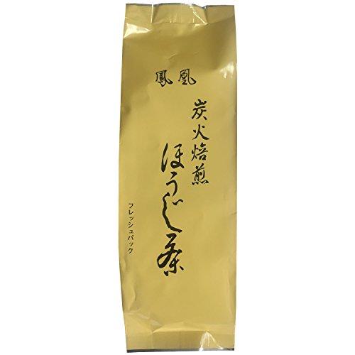 ひしだい製茶 鳳凰 炭火焙煎 ほうじ茶 100g
