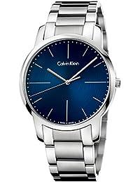 [カルバンクライン]CALVIN KLEIN 腕時計 3針 City シティ K2G2G1ZN メンズ 【正規輸入品】