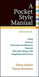[(A Pocket Style Manual)] [Author: University Diana Hacker] published on (March 2015)