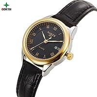 フェノコ美しい時計時計スポーツシリコン男性ハイエンドカップル電子ハンド