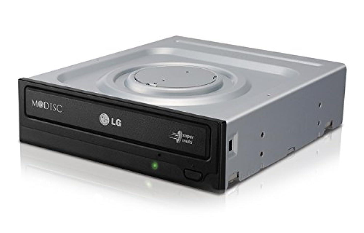 セージ寂しい聖職者LG Storage GH24NSC0 DVDRW 24X SATA Without Software Black Bare HDD