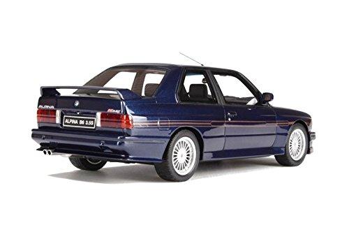 otto 1/18 アルピナ B6 3.5S (アルピナブルーメタリック) BMW E30