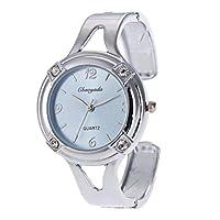 フェノコファッションレジャー時計ウォッチケースダイヤモンドインレイイギリスレディースファッションシンプルブレスレットウォッチ