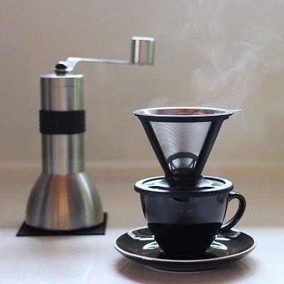 ceraCOFFEE『ペーパーレスコーヒーフィルター』
