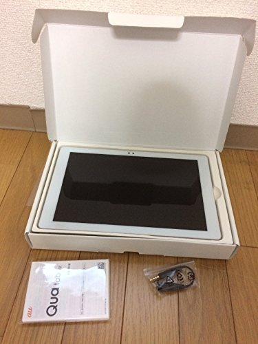 タブレット端末 Qua tab PZ LGT32SWA WHITE