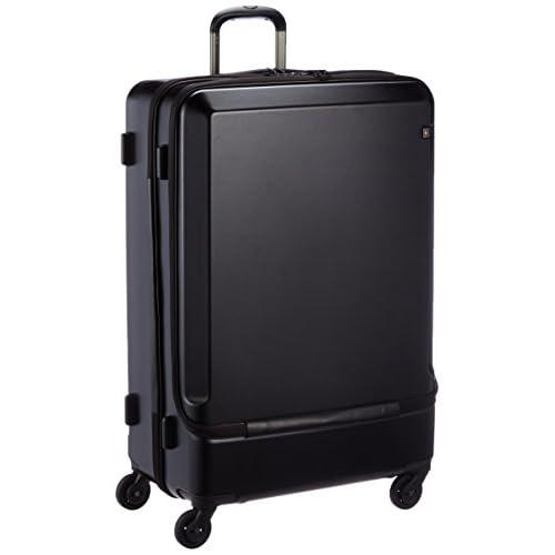 [エースジーン] スーツケース ジェットパッカーs TR サイレントキャスター 94L 75cm 5.8kg 05595 01 ブラック