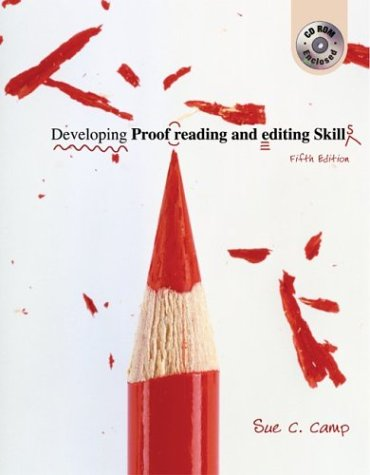 Download Developing Proofreading and Editing Skills w/ Student CD-ROM Package 0072976551