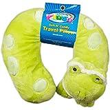 Cloudz Plush Animal Neck Pillows - Frog
