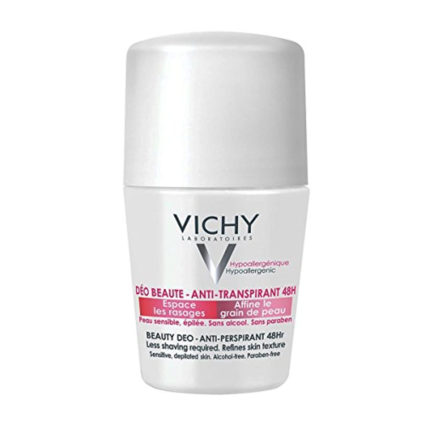 コールドなすピストンVichy Deodorant 48h Sensitive Or Shaved Skin 50ml [並行輸入品]