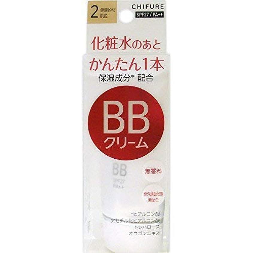 問い合わせる致命的な春ちふれ化粧品 BB クリーム 2 健康的な肌色 BBクリーム 2