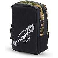 ILURE ターポリンポーチ コンパクトベルトポーチ カラビナ付きでリュックやワンショルダーバッグ、釣りバッグに取り付け可能モデル フィッシング用品