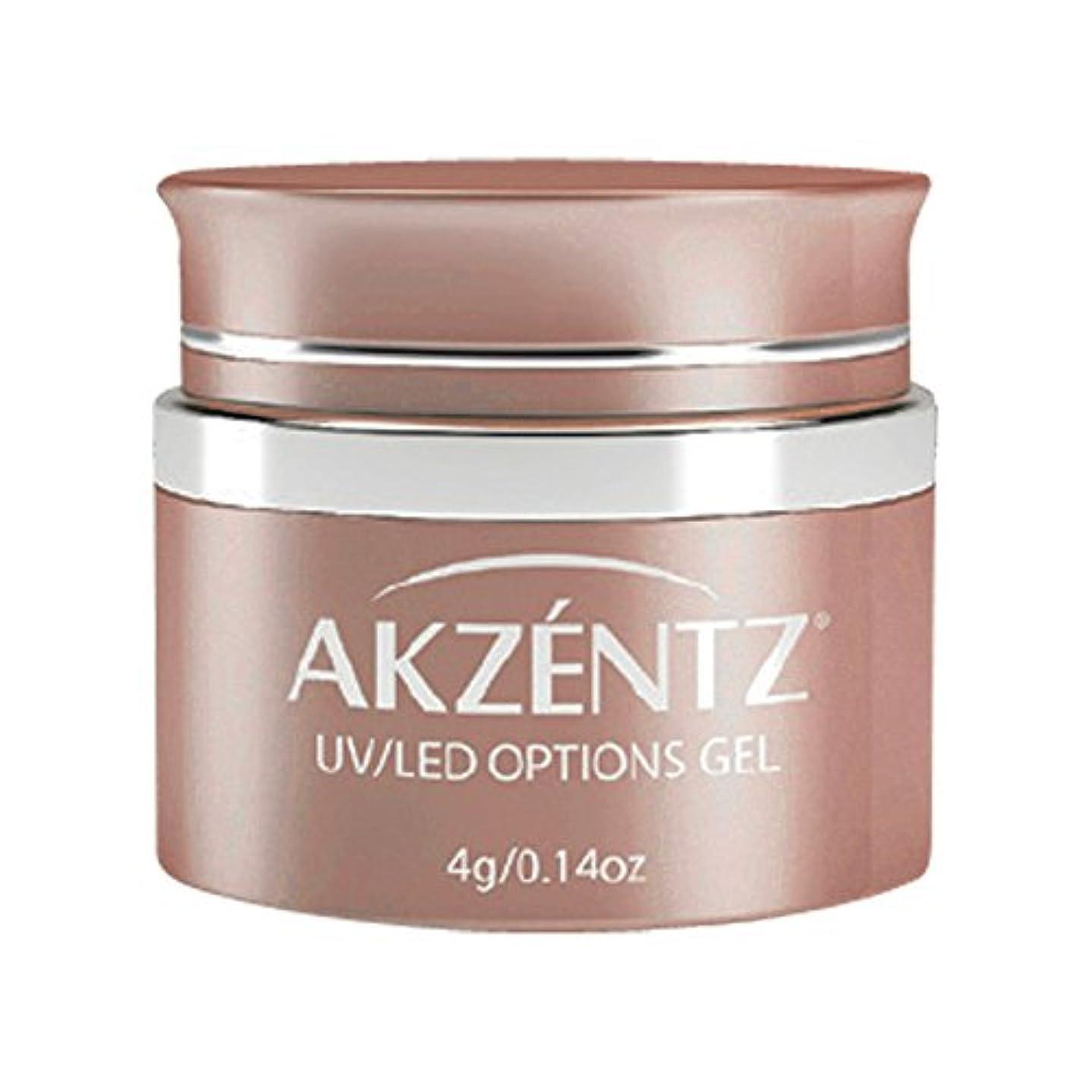 AKZENTZ カラージェル UL124 トゥルーリーブルー 4g UV/LED対応
