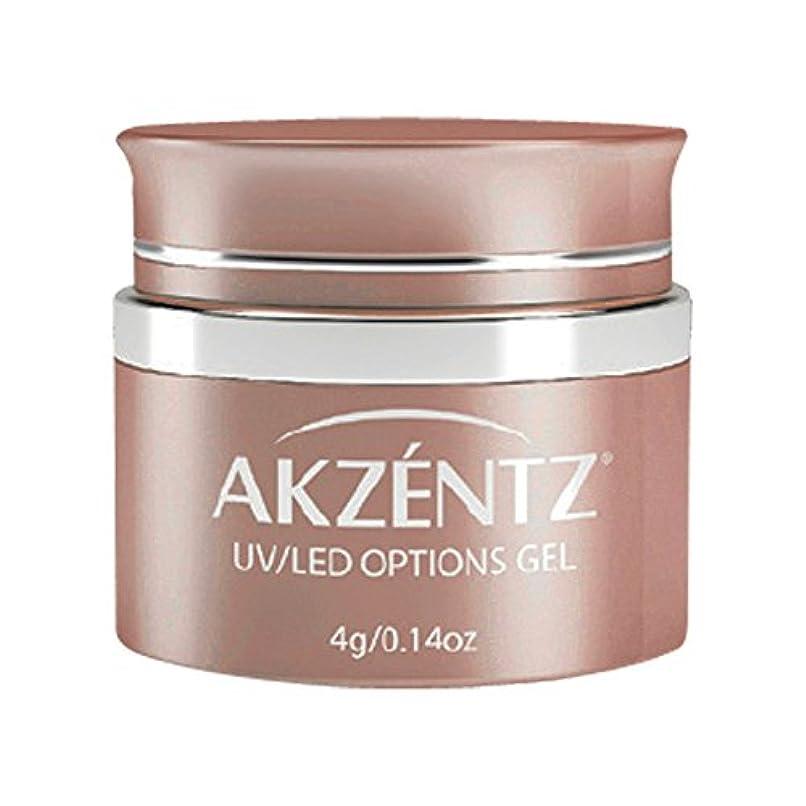 スリンクエチケット鉛筆AKZENTZ カラージェル UL 771 スパークルシルバーティンクル 4g UV/LED対応