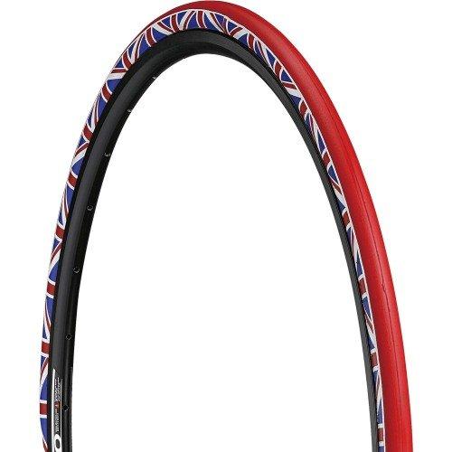 INNOVA(이 노 바 ) PATRIOT TIRE [패트리엇 타이어] FLAG타이어 U.K 영국 국기 700×23C-FLAG