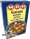 MDH ガラムマサラ 500g 1箱 チャイバック1包付き Garam masala