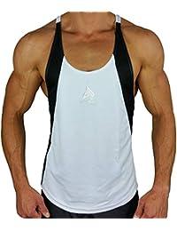 正規輸入品 ライダーウエア ryderwear タンクトップ メンズ ノースリーブ 筋トレ フィットネスウエア ジムウエア RY-M16070-235