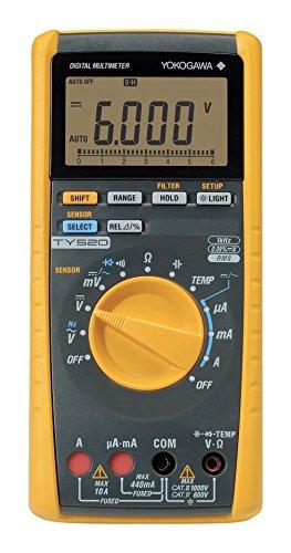 横河計測(YOKOGAWA) デジタルマルチメーター TY520 /1-2100-01