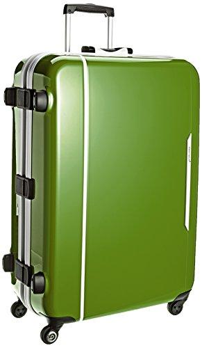 [プロテカ] Proteca 日本製スーツケース レクト 93L 3年保証付き 00543 04 (グラスグリーン)