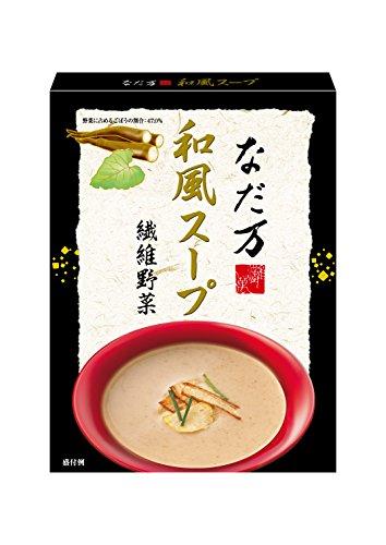 なだ万 和風スープ(繊維野菜)