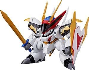 PLAMAX 魔神英雄伝ワタル MS-05 龍王丸 ノンスケール PS&PE製 組み立て式プラスチックモデル