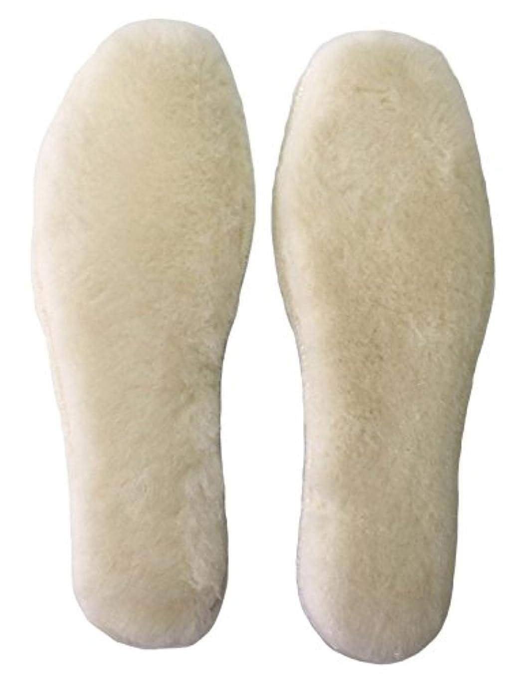 廃棄モッキンバード僕の[Furfurmouton] あったか 極厚インソール 天然羊毛 女性用 男性用 中敷き 【 サイズが選べます 】 ふわふわ もこもこ 防寒 保温 冷え性解消 ブーツに最適! emu UGG 等にも