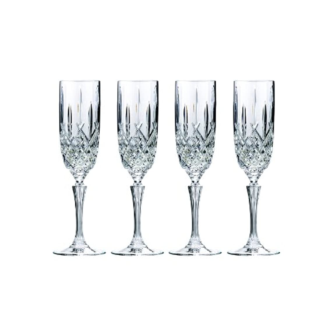 盟主飛ぶ固有のMarquis by Waterford Markham Champagne Flute, Set of 4 by Marquis By Waterford