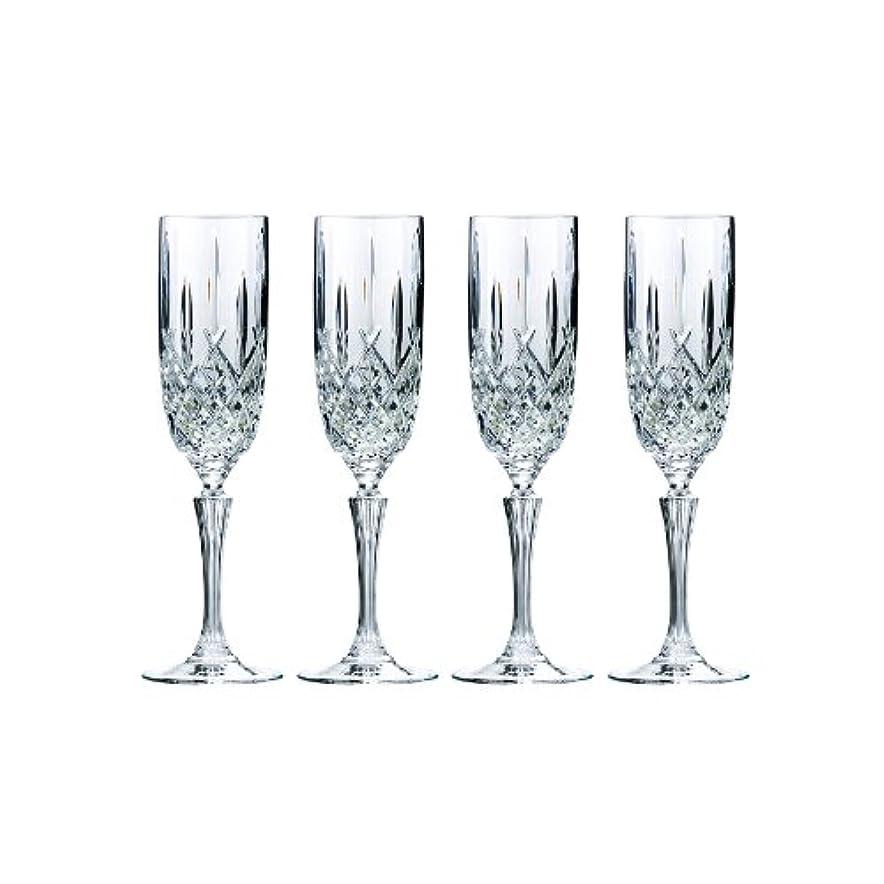 ジャズ三角ラボMarquis by Waterford Markham Champagne Flute, Set of 4 by Marquis By Waterford
