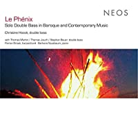 Le Phenix: Solo Double Bass in Baroque & Contempor by Vivaldi (2013-02-26)