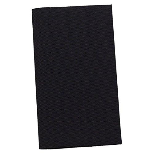 ふくさ 袱紗 弔事 葬式 日本製 西陣織 綴 絹 金封ふくさ 黒