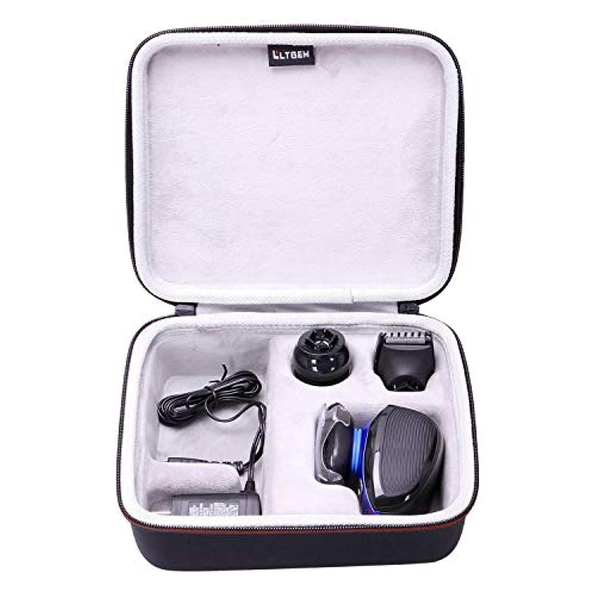 差別プラスエンジニアLTGEM Hard Case for Remington XR1400 Verso Wet & Dry Men's Electric Razor Shaver & Trimmer Grooming Kit 141[並行輸入]