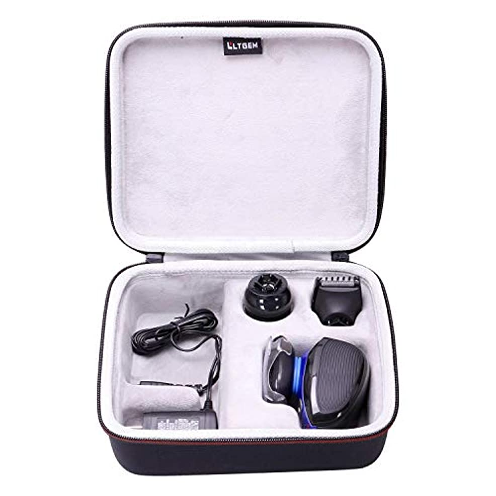 脚怒る証人LTGEM Hard Case for Remington XR1400 Verso Wet & Dry Men's Electric Razor Shaver & Trimmer Grooming Kit 141[並行輸入]