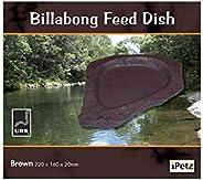 URS Reptile Feeding Dish, Brown