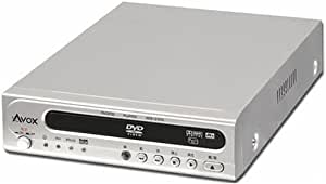 AVOX ADS-200S スモールサイズ プログレッシブ映像 DVDプレーヤー