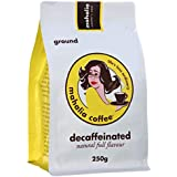 Mahalia Coffee Decaffeinated Natural Full Flavour Plunger Grind