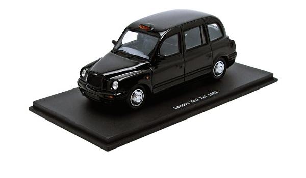 Details about  /London Taxi Tx 1 2002 Black 1:43 Spark Sp0279 Model