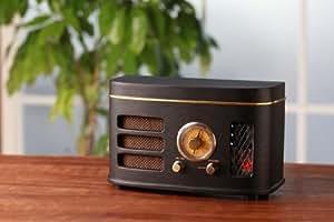 とうしょう レトロ調 真空管ラジオR-028