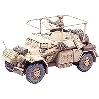 タミヤ 1/35 ミリタリーミニチュアシリーズ NO.268 ドイツ陸軍 無線指揮車 フンクワーゲン エッチングパーツ付 プラモデル 35268