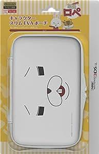 【任天堂公式ライセンス商品】キャラクタースリムEVAポーチ for Newニンテンドー3DSLL『紙兎ロペ (ロペ) 』