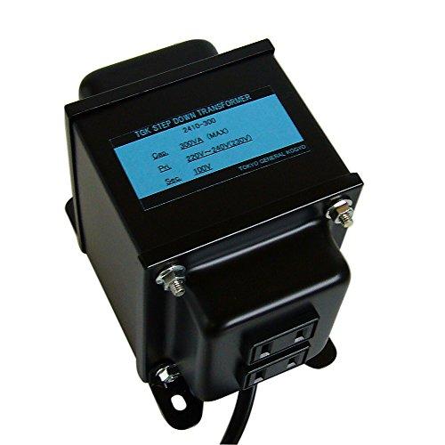 変圧器工房 日本製 変圧器 ステップダウントランス 300W...